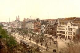 Hamburg - Spielbudenplatz