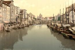 Königsberg - Fischmarkt