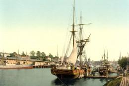 Lübeck - Hafen